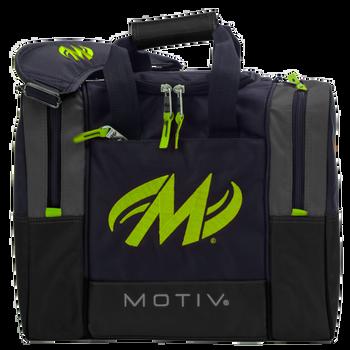 Motiv Shock 1 Ball Bag Grey/Lime