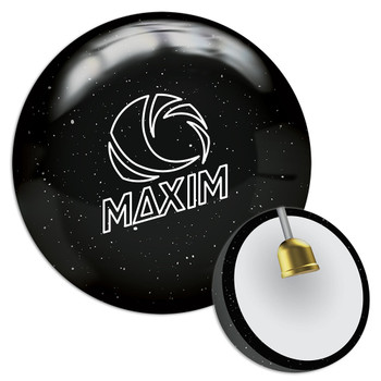 Ebonite Maxim Bowling Ball - Night Sky Ball and Core