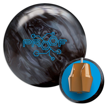 Track Proof Pearl Bowling Ball and Core