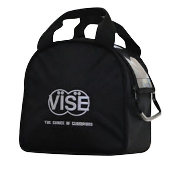 Vise Add-On Bag Bowling Ball Bag - Black