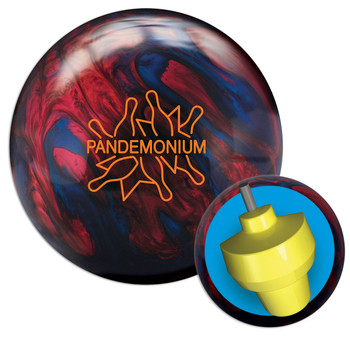 Radical Pandemonium Bowling Ball and Core