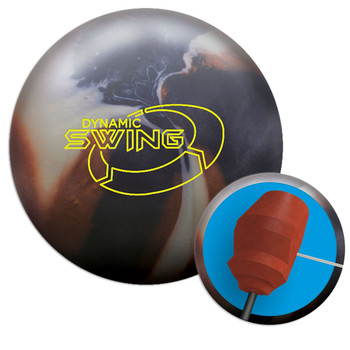 Columbia 300 Dynamic Swing Bowling Ball and Core