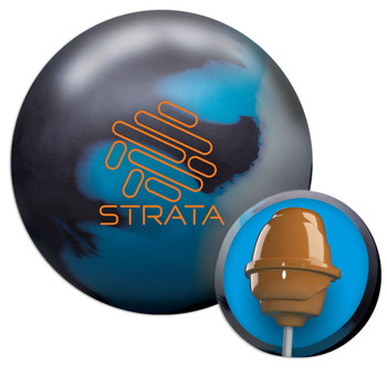 Track Strata Bowling Ball and Core