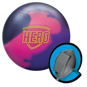Brunswick Hero Solid Bowling Ball and Core