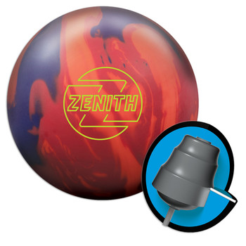 Brunswick Zenith Bowling Ball and Core