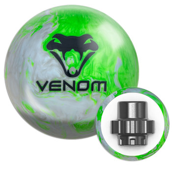Motiv Fatal Venom Bowling Ball and Core