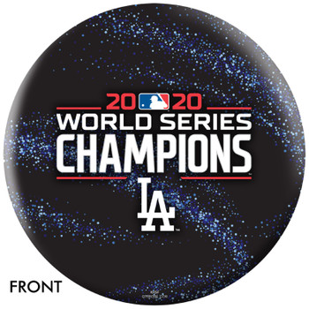 OTBB Los Angeles Dodgers 2020 World Series Bowling Ball