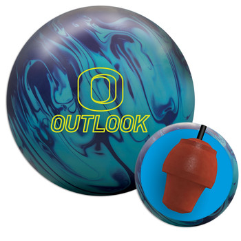 Columbia 300 Outlook Solid Bowling Ball and Core
