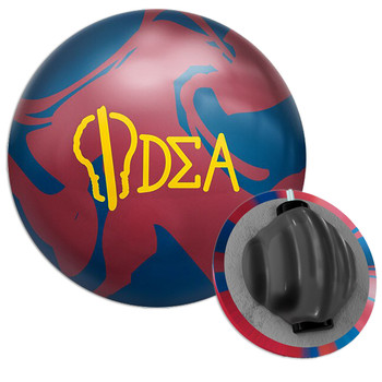 Big Bowling Idea Solid Bowling Ball and Core Design