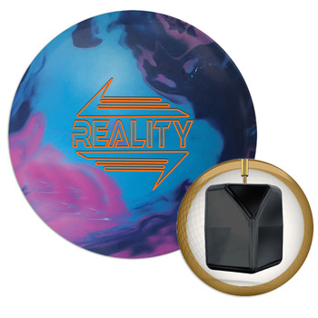 900 Global Reality Bowling Ball and Core