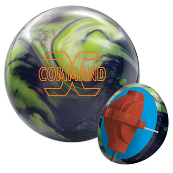 Columbia 300 Command Bowling Ball and Core