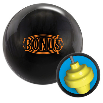 Radical Bonus Pearl Bowling Ball and Core