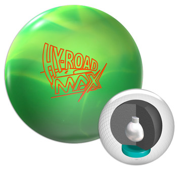 Storm Hy-Road Max Bowling Ball and Core