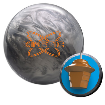 Track Kinetic Platinum Bowling Ball and Core