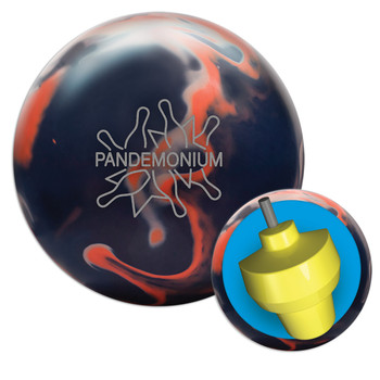 Radical PandemoniumSolid Bowling Ball and Core