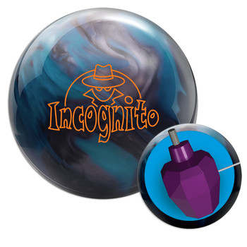 Radical Incognito Pearl Bowling Ball and Core