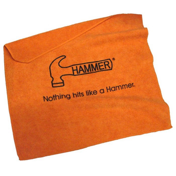 Hammer Microfiber Bowling Towel
