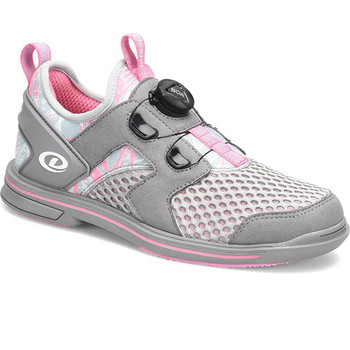 Dexter Womens Dex Lite Pro BOA Grey/Pink Right Hand