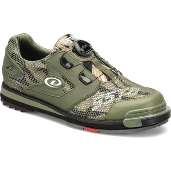 Dexter Mens THE 8 Power-Frame Boa Camo Bowling Shoes - Wide Width