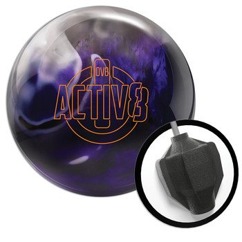 DV8 Activ8 Bowling Ball and Core