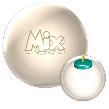 Storm Mix Bowling Ball Off-White and Core