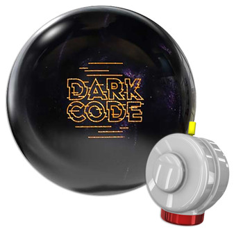 Storm Dark Code Bowling Ball and Core