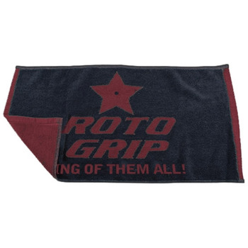 Roto Grip Bowling Towel - Red/Black