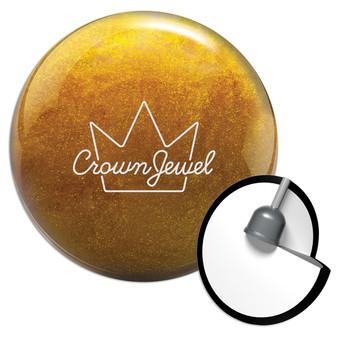 Brunswick Crown Jewel Bowling Ball and Core