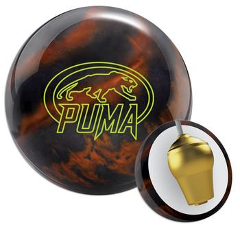 Ebonite Puma Bowling Ball and Core