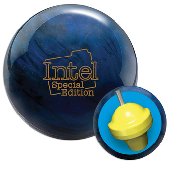 Radical Intel Pearl Special Edition Bowling Ball and Core