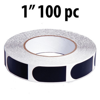 "KR Strikeforce Sure Fit Tape - Black 1"" 100 Piece Roll"