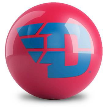 OTBB Dayton Flyers Bowling Ball