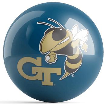 OTBB Georgia Tech Yellow Jackets Bowling Ball