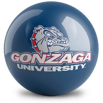 OTBB Gonzaga Bulldogs Bowling Ball