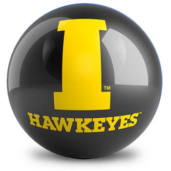 OTBB Iowa Hawkeyes Bowling Ball