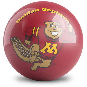 OTBB Minnesota Golden Gophers Bowling Ball