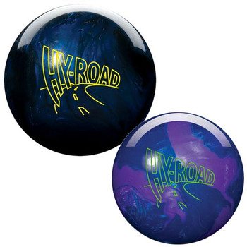 Storm Hy-Road and Hy-Road Pearl Bowling Ball Package - 2 ball package special deal