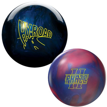 Storm Hy-Road and Phaze 2 Bowling Ball Package - 2 - Ball Package discount