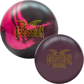 Hammer Obsession and Hammer Obsession Tour Bowling Ball Package Deal - Special Buy.