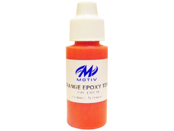 Motiv Orange Epoxy Tint - 3/4 oz