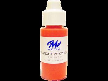 Motiv Orange Epoxy Tint - 3/4 oz