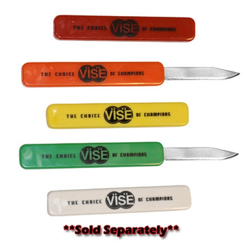 Vise Inserts Knife - Colors Vary. Each sold separately.