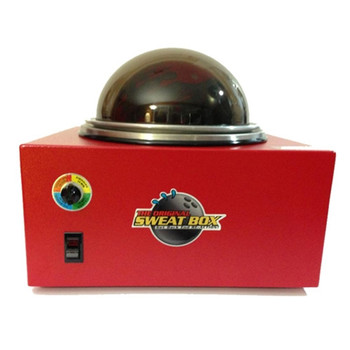 The Original Sweatbox - Removes oil from your bowling ball