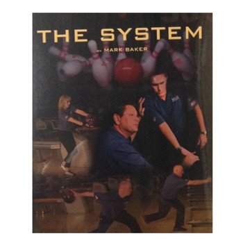 Mark Baker - The System DVD