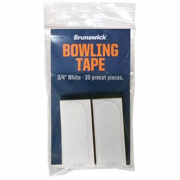 Brunswick White Textured Bowling Tape