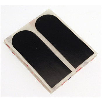 """Master Products Black Smooth 3/4"""" Tape"""