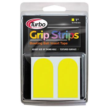 "Turbo Grip Strips - 1"" - Neon Yellow"