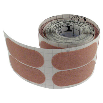 Turbo Skin Protection Fitting Tape - Beige - 100 Piece Roll