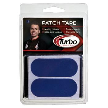 Turbo P2 Quick Release Patch Tape (Blue) - 30 Pieces