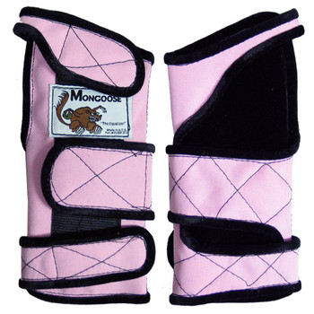 Mongoose Equalizer Bowling Wrist Support - Pink